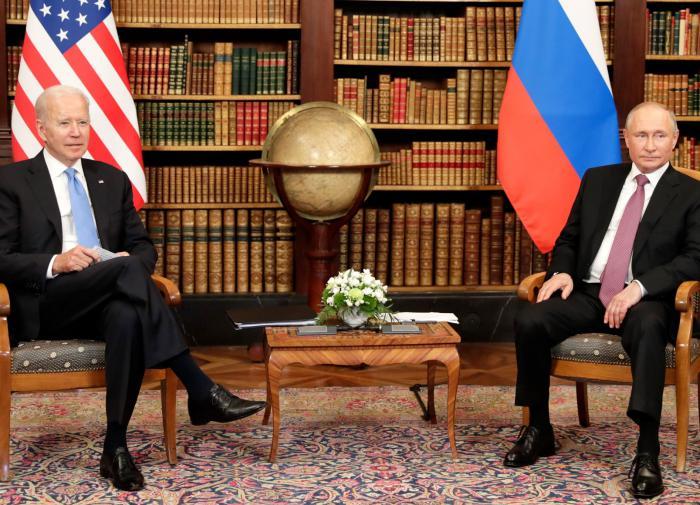 The Putin-Biden summit: Moscow Khokhloma vs. Aviator sunglasses