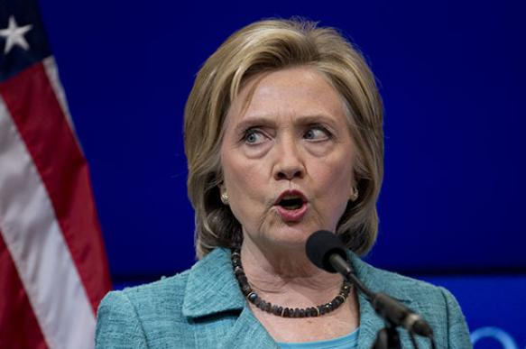 Clinton demanded to leave presidential race