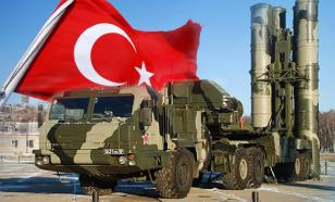 Russia to ship S-400 missile systems to Turkey earlier than planned, Putin says