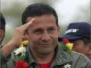 Left unites, supports Ollanta Humala for Peru president