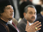 Gaddafi Will Fight To the End