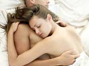Sex makes people healthy, cheerful, strong, beautiful and sleepy