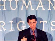 Personality of the Week: Kenneth Roth, Human Rights Watch