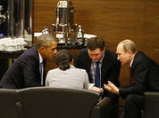 G20: Obama changes tone after 20 minutes of talking to Putin