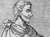 Pythagoras and his theory of reincarnation
