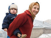 Mothers to save Russia from extinction