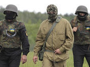 Secret mass graves discovered in Ukraine