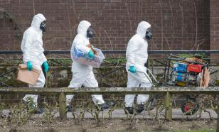 Only two countries in the world have Novichok nerve agent