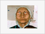 117-old woman from Russia loves eating raw fish and drinking champagne