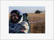 Soyuz capsule lands successfully, but endangers the future of ISS project