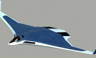 Russia starts building first strategic PAK DA flying wing bomber