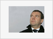 Dmitry Medvedev's popularity grows by leaps and bounds