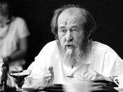 Mass Media Hush Up Solzhenitsyn Was Informer