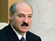 Lukashenko's 'dictatorship' unacceptable for the West