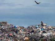 God's garbage dump: In the beginning there was landfill