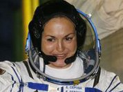 Russian female cosmonaut arrives on ISS after 17 years