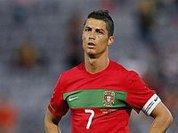 Cristiano Ronaldo scores Goal of the Millennium
