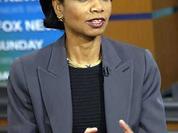 Condoleeza Rice off to predictable start