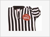 Casual gambling allowed for NBA referees