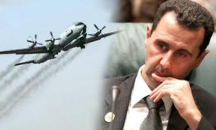 Syria's Assad toads to Putin over Il-20 shootdown