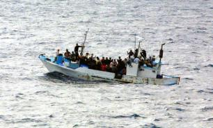 Sane EU states close their doors to refugees as they are more ominous than sanctions
