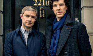 'Sherlock' in the Kremlin: Showing the IQ level of the British press