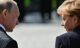 Ulrich Heyden on Merkel's visit to Moscow