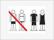 Swimsuits Labeled Revolting and Illegal in Civilized Europe
