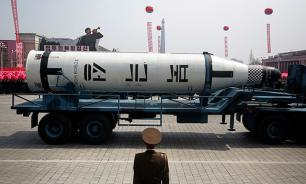 North Korea aims missiles at US