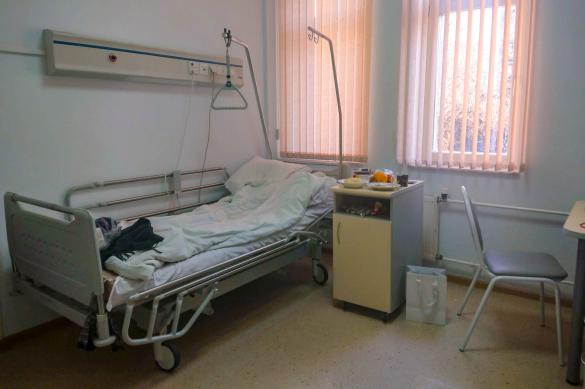Russian governor claims doctors contract COVID-19 through their fault