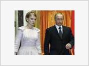 Ukraine's Yulia Tymoshenko wasted her and Putin's time in Moscow