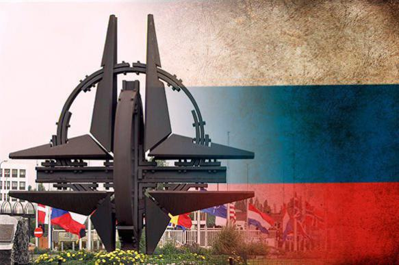 Crimea frightens NATO officers