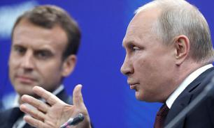 Putin makes his first comment about Moscow protests