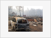 Russia Faces Gloomy Aftermath of Forest Fires
