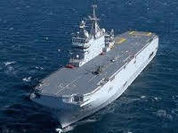 Russia and France finalize Mistral talks