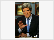Kerry fires back