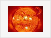 Solar activity affects every single aspect of human life