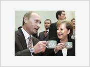Putin's meeting with Angela Merkel starts new economic era for Russia and Europe
