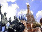 Great October Revolution Day falls into oblivion