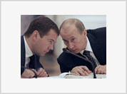 Medvedev to have his own style even if he looks like Putin