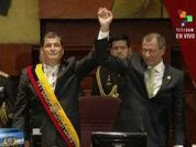 Rafael Correa: Latin America is no longer anyone's backyard