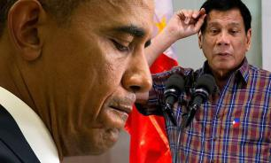 Why Obama condones Duterte's 'son of a bitch'
