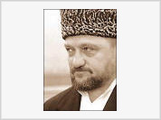 A street named in honor of the killed Chechen president to appear in Moscow