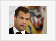 Medvedev: Change for America, change for Russia