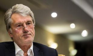 Viktor Yushchenko, Ukraine's ex-president, says what Putin is afraid of most