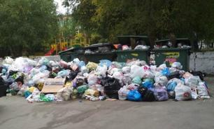 Chelyabinsk drowning in its own garbage