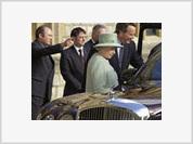 British Queen Swaps Her Rolls-Royce for Toyota Prius to Save Money