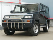 """New Russian jeep """"Cowboy"""" has been launched"""