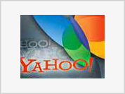 Microsoft's interest in Yahoo! boosts search engine giant's shares