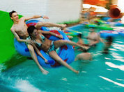 Russian water parks built for entertainment and death